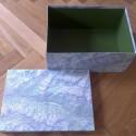 Schweiz-Schachtel, geöffnet