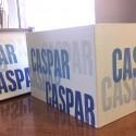 Caspars Schachtel, Deckel von innen