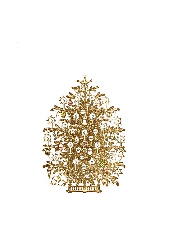 weihnachtsbaum gold umtriebpresse. Black Bedroom Furniture Sets. Home Design Ideas